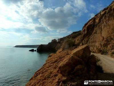Calblanque y Calnegre - Cabo Tiñoso; singles madrid; viajes activos;excursiones con perros